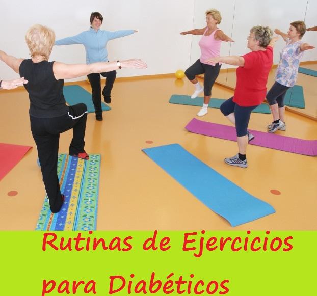 Rutinas de Ejercicios para Diabéticos: Cómo Hacer