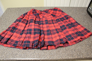L-Email Wig Pleated Skirt 2