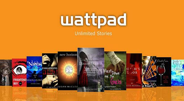 En İyi E-Kitap Platformu Wattpad!!!