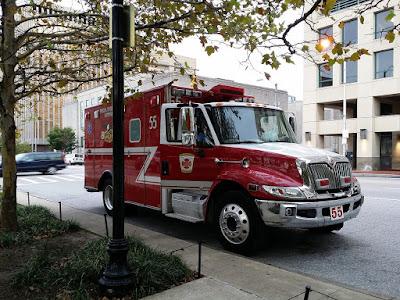 Reiseforsikring USA - Ambulanse