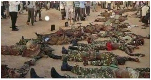 The Defence Headquarters Said 13 Soldiers Were killed In Nasarawa