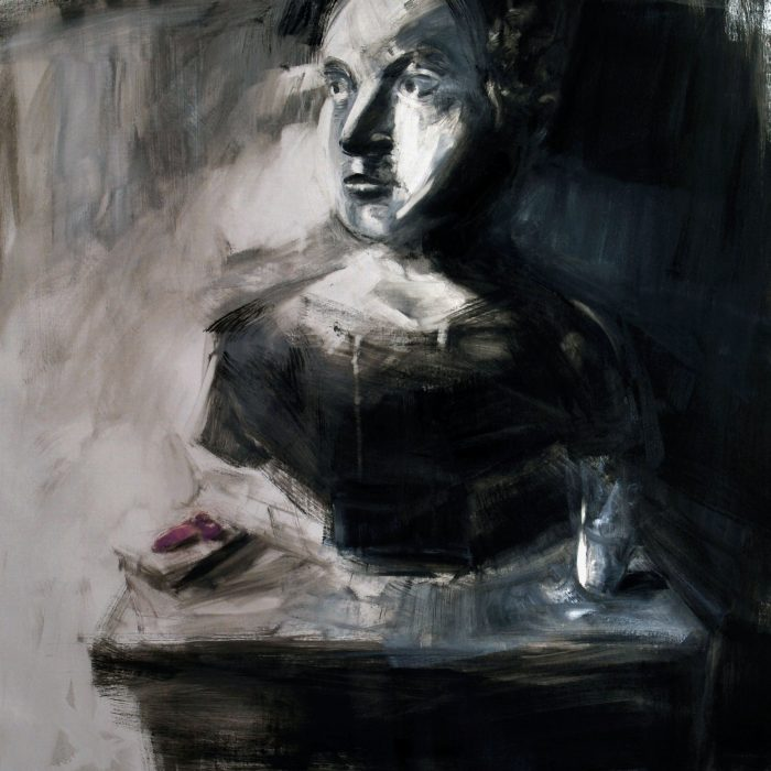 Итальянский художник. Tina Sgro