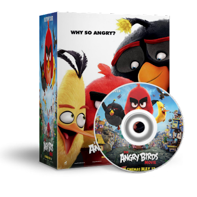 The Angry Birds Movie 2016  Hd-Avi