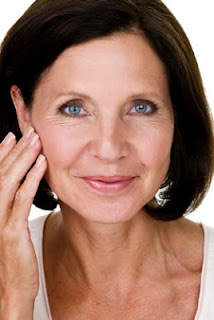 older+lady+checking+wrinkles+280+x+418 Kick Crow's Feet To The CurbBotox Dermal Fillers Facial Aesthetics