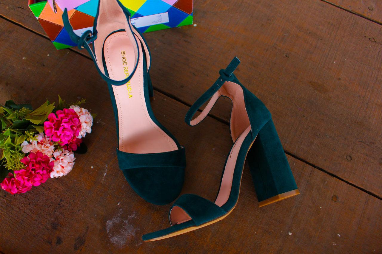 2° Recebido de Sapatos da Loja Amiclubwear