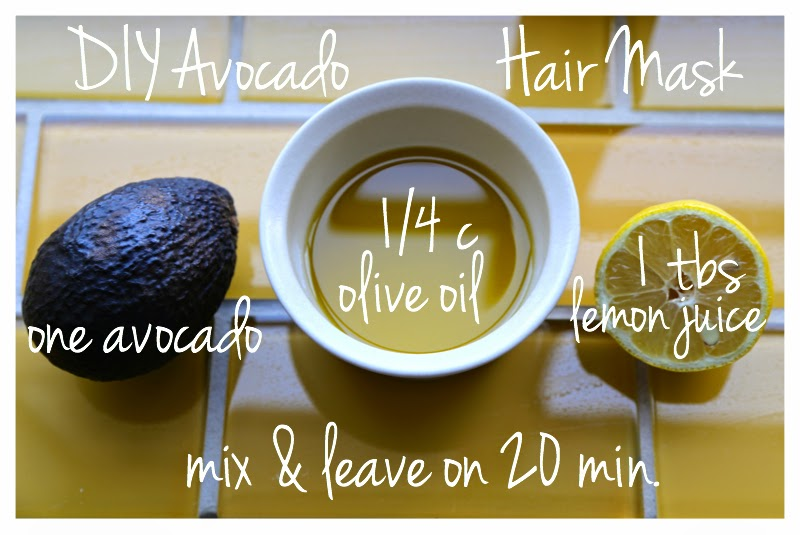 hair mask avocado science beauty diy recipe fair natural masks homemade treatment allure does dry story edition care ray