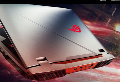 Bahas Laptop Gaming Asus ROG G703 Review Indonesia