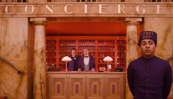Sinopsis singkat film bioskop: The Budapest Hotel