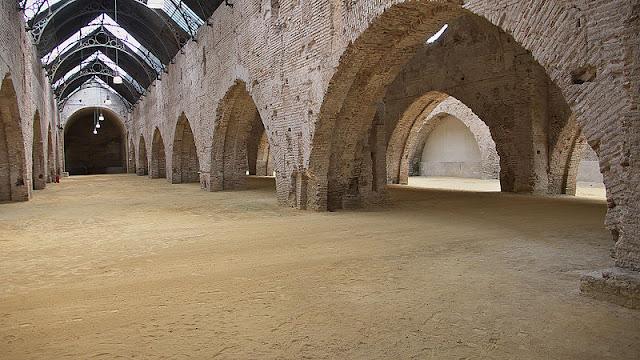Juego de Tronos en Andalucia - Reales Atarazanas de Sevilla