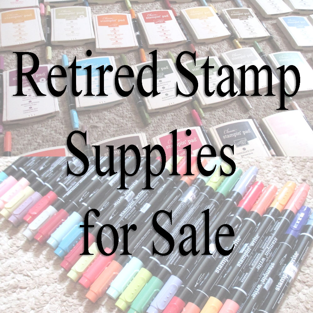 Retired Supplies for Sale