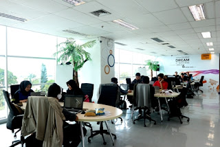 Bandung Digital Valley Coworking Space