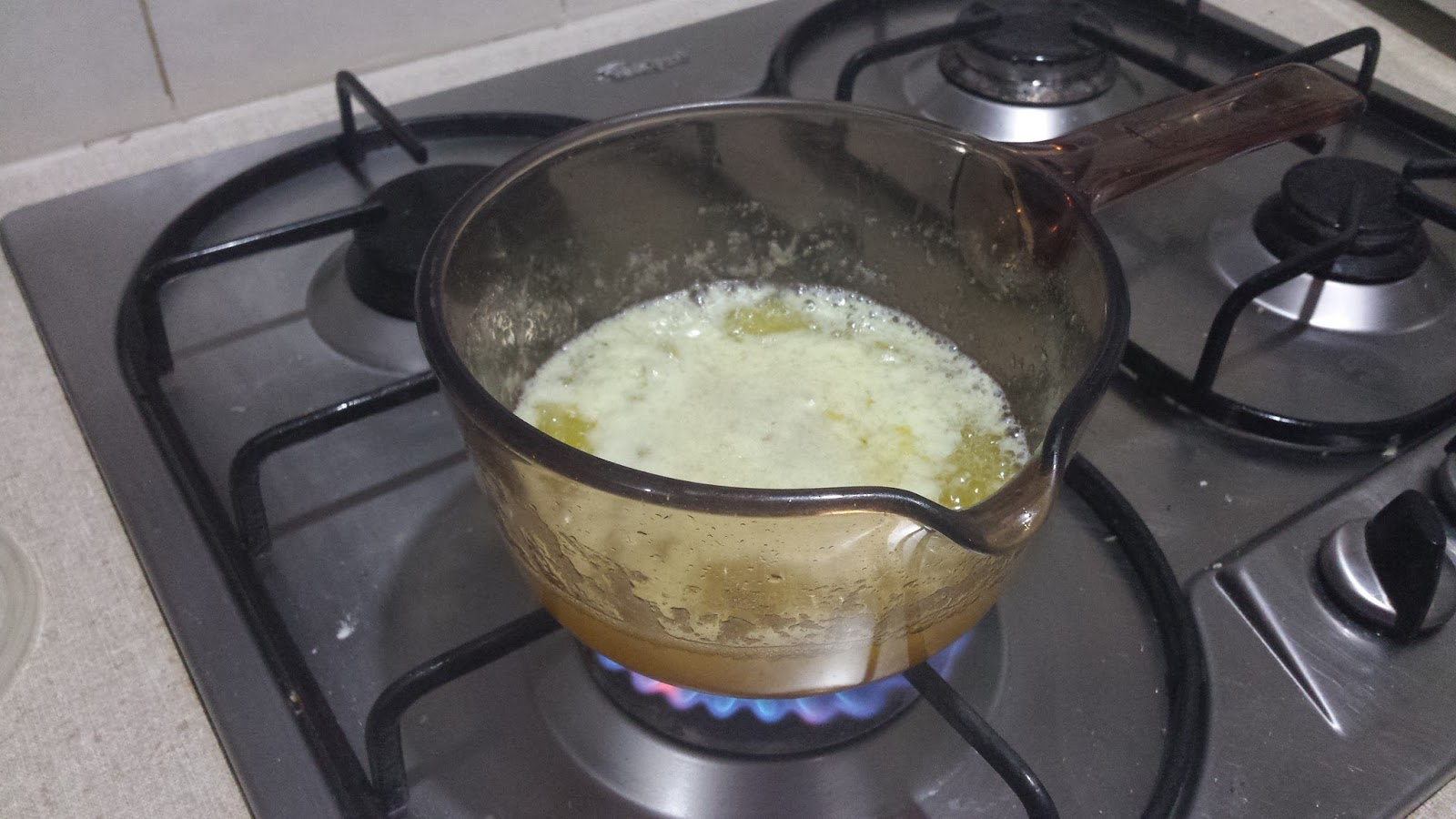 how to make ghee from butter at home