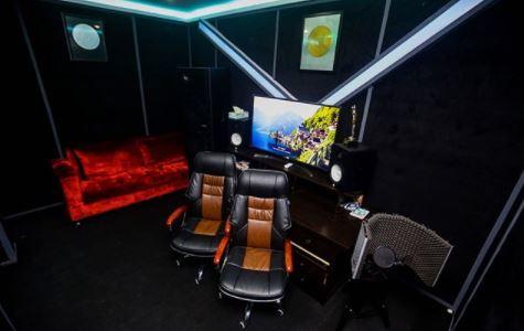 studio%2B2 - L.A.X Unveils His New Multi-Million Naira Recording Studio And Office Complex