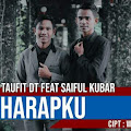 Lirik Lagu Harapku - Taufit DT feat Saiful Kubar