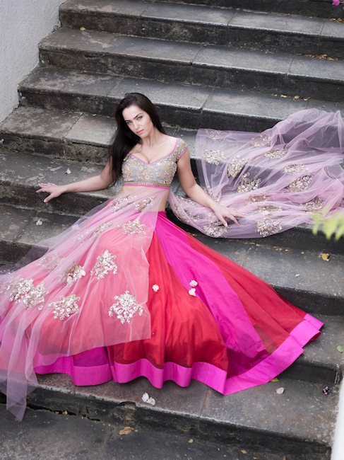 4abfc9172751 House of Mairah –the only multi designer store from Pune presents the  wedding look this season A look that signifies different looks on different  functions ...