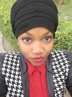Halima Bello Husseini Liebster Award Acceptance