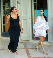 Kim, Kourtney, Khloe, Kendall and Kris: Gimme a break in St. Barts
