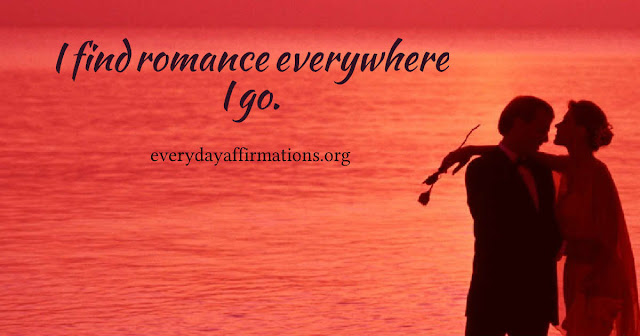 Affirmations for love and romance3