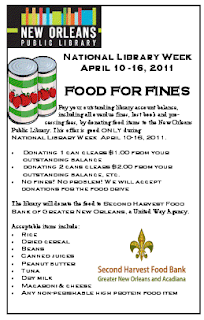 [NOTE] Food for Fines in New O...