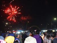 MALAM INI, PANGKEP TAHUN BARU TANPA KEMBANG API DAN FESTIVAL MUSIK