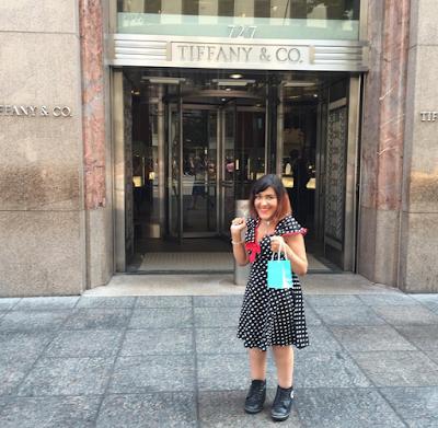 Tiffany & co 5ème avenue