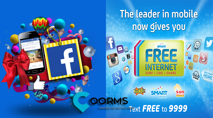 Globe Heats up the Competition on Bringing Free Facebook Back Counterpart to Smart's Free Mobile Internet offer