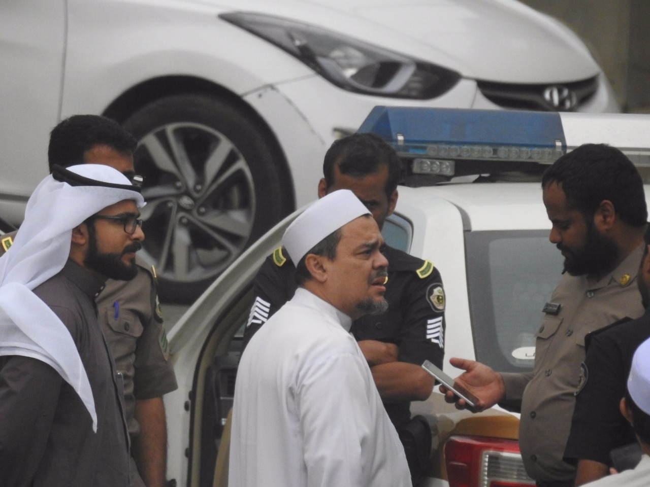 Habib Rizieq Ditangkap?