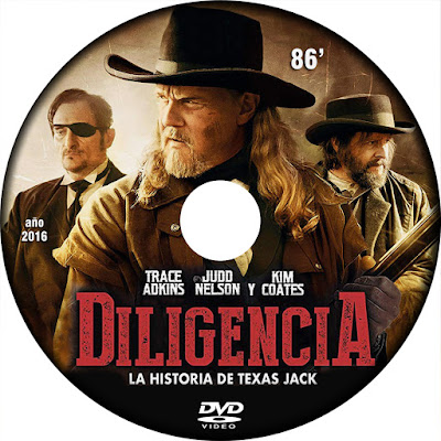 Diligencia: La historia de Texas Jack - [2016]