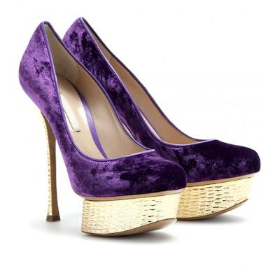 zapatos con plataforma para casamiento