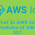 What Is AWS IoT? Modules of AWS IOT.