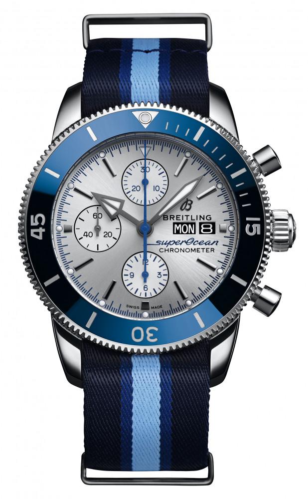 2fd98eb29f95 Breitling presentó un nuevo reloj de edición limitada en honor a su  asociación con Ocean Conservancy