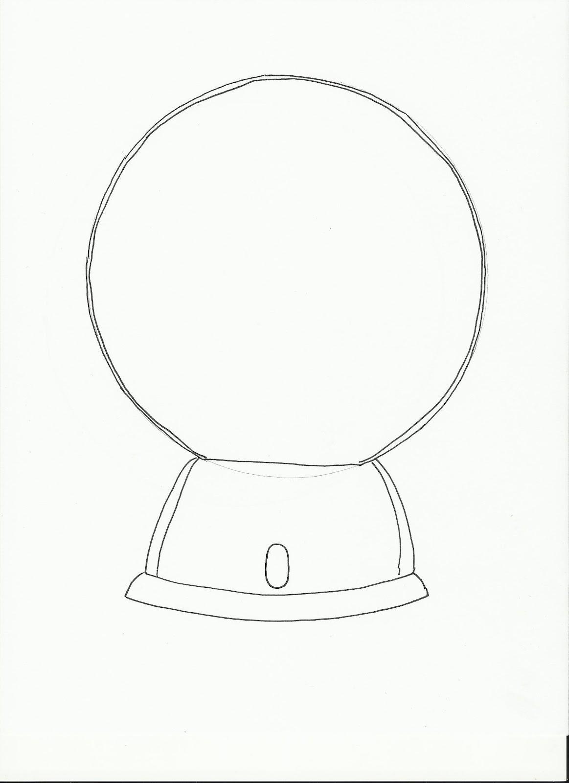 Art class ideas: Gumball Machines