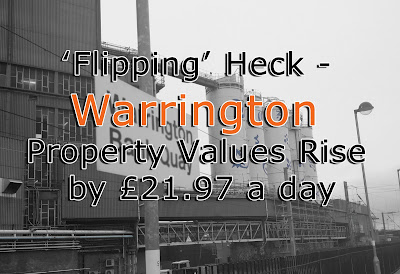 Capital Growth in Warrington, Investment Properties in Warrington, Letting agents in Warrington, Warrington Buy To Let, Warrington Property Investments