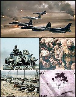 Guerra do Golfo (1990-1991)