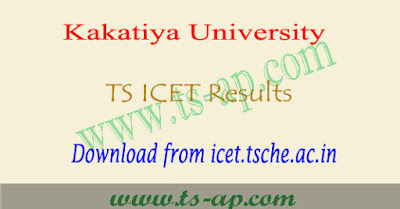 TS ICET result 2019 date, icet results manabadi