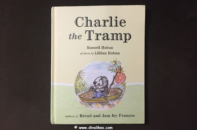 Children's Book Review Charlie the Tramp