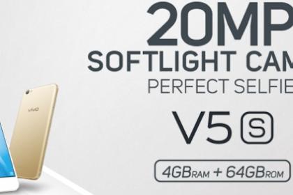 Harga dan Spesifikasi Vivo V5S Lengkap Terbaru