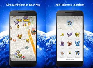 Download Poke Radar for Pokemon GO Versi 1.4