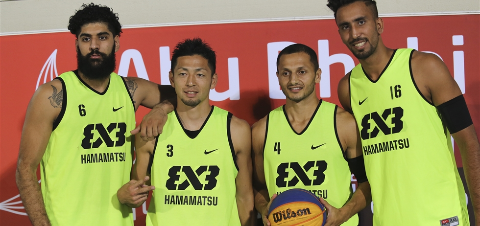 Amjyot Singh s Team Hamamatsu to compete in FIBA 3x3 All Stars in Doha  (Qatar) bc5ee0356