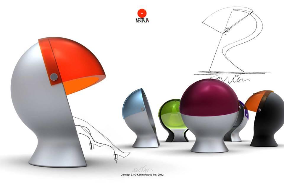 IDEASHOT Los diseos de Karim Rashid