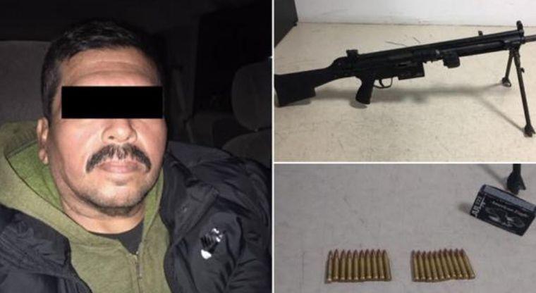 "Chihuahua, Cae ""El Águila"", líder del Cártel de Sinaloa"