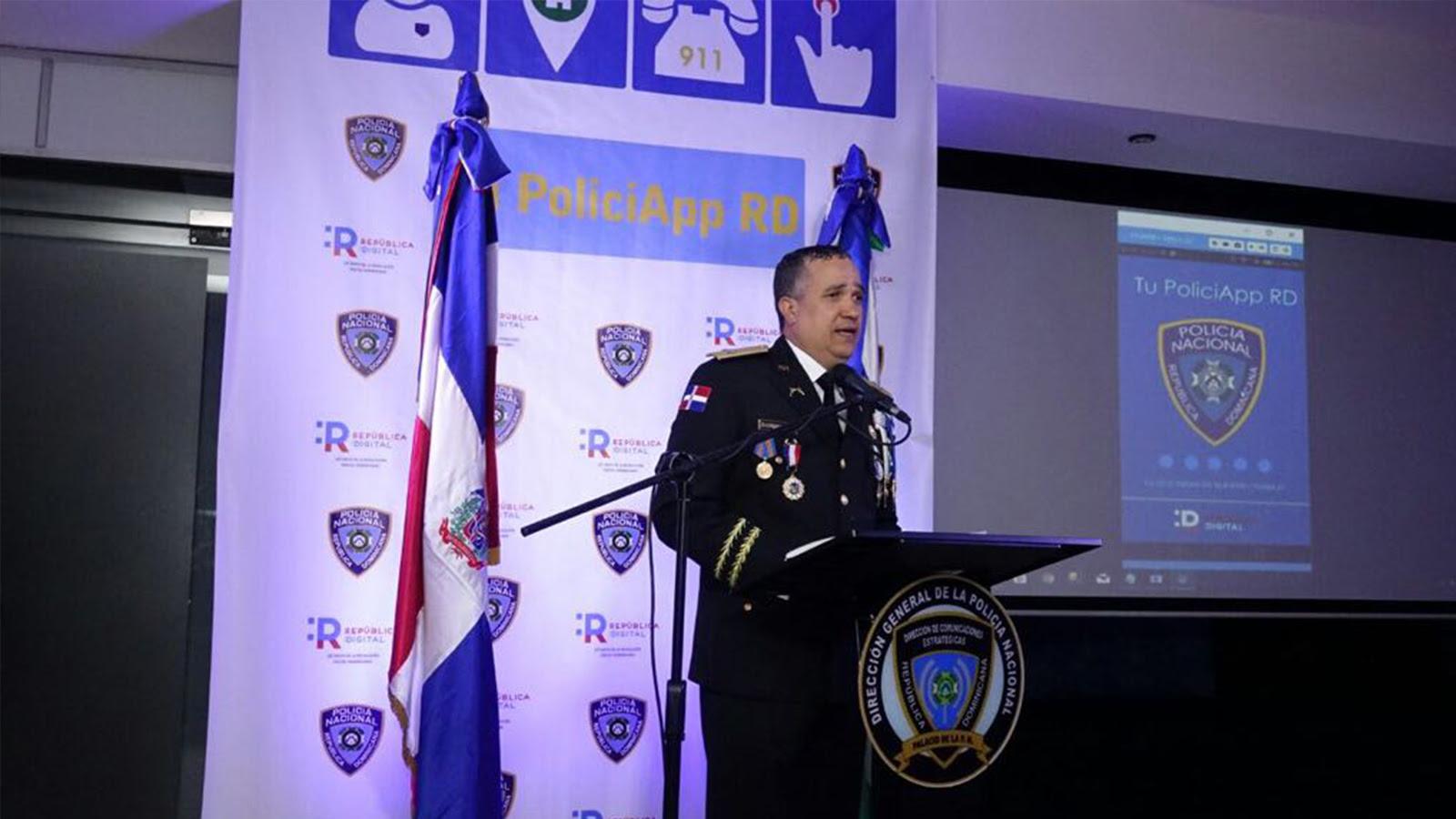 Para reportar delitos: Policía Nacional pone en funcionamiento aplicación móvil
