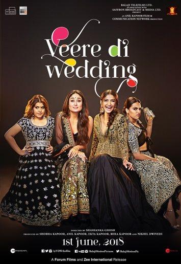 مشاهدة فيلم Veere Di Wedding 2018 مترجم HD