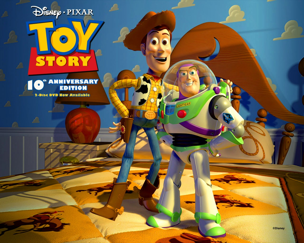 Watch Toy Story (1995) Movie Full Online