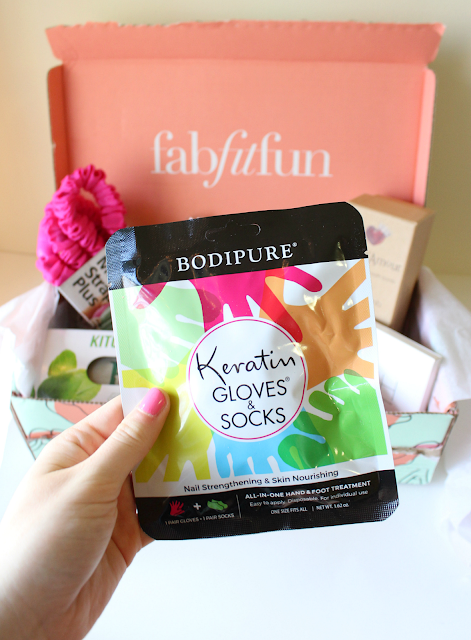 FabFitFun Spring 2016 Box & Review