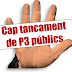 Concentració en defensa de les línies de P3 públiques