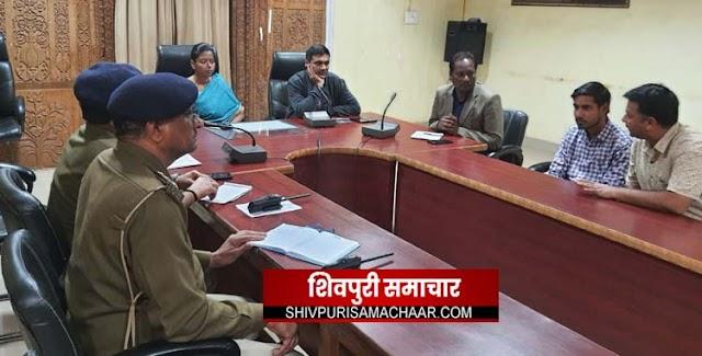 खबर का असर: मैरिज गार्डन के बाहर वाहन खडे मिले तो होगी सख्त कार्रवाई: कलेक्टर अनुग्रह पी | Shivpuri News