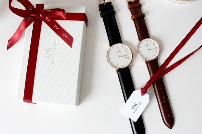 Perfect Christmas Gift Daniel Wellington