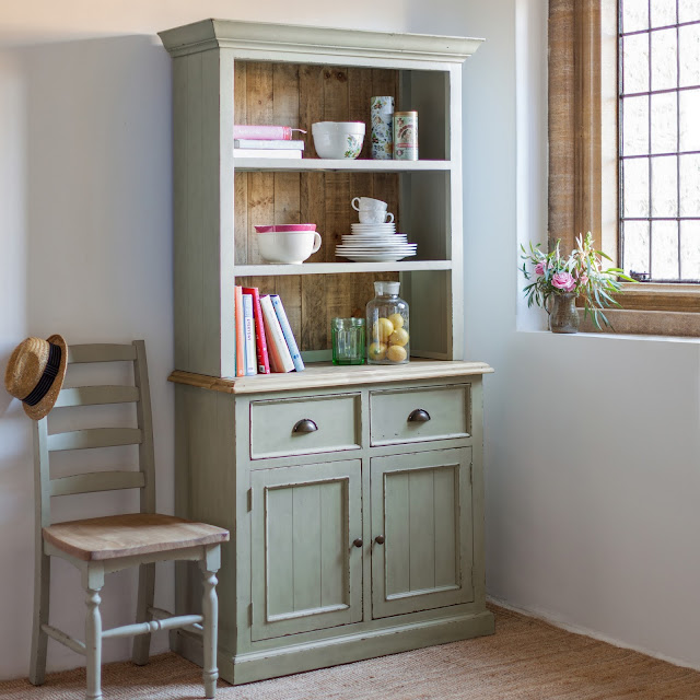 Fernley Narrow Dresser - fair trade furniture