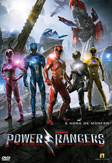Power Rangers - BDRip Dual Áudio